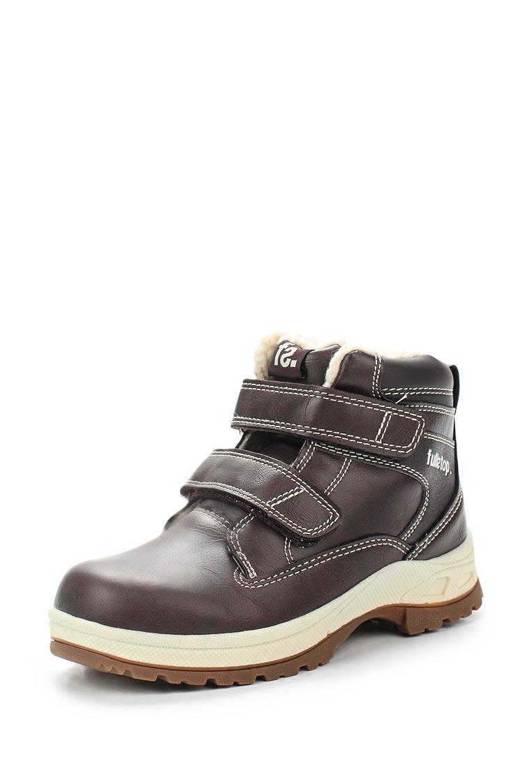 Ботинки для мальчиков Fullstop FU214IA1U-O11