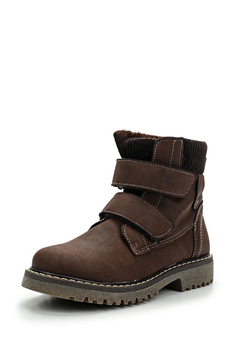 Ботинки для мальчиков Fullstop FU214IA1J-O11