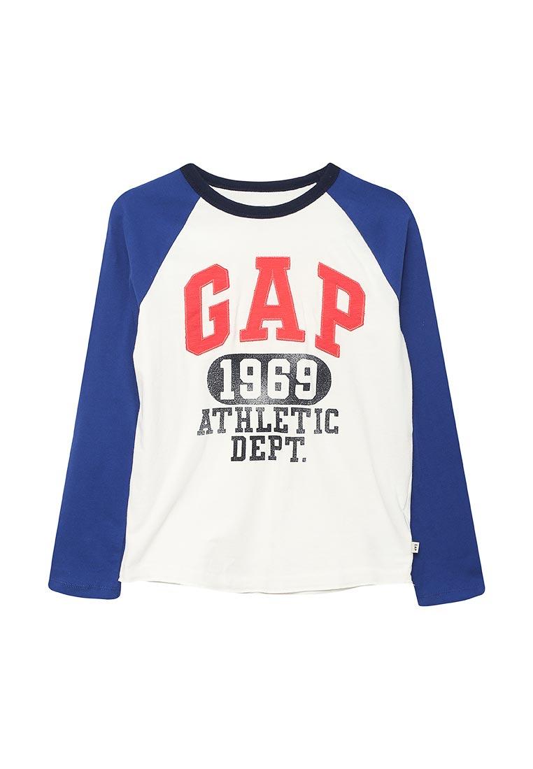 Футболка с длинным рукавом Gap 455034