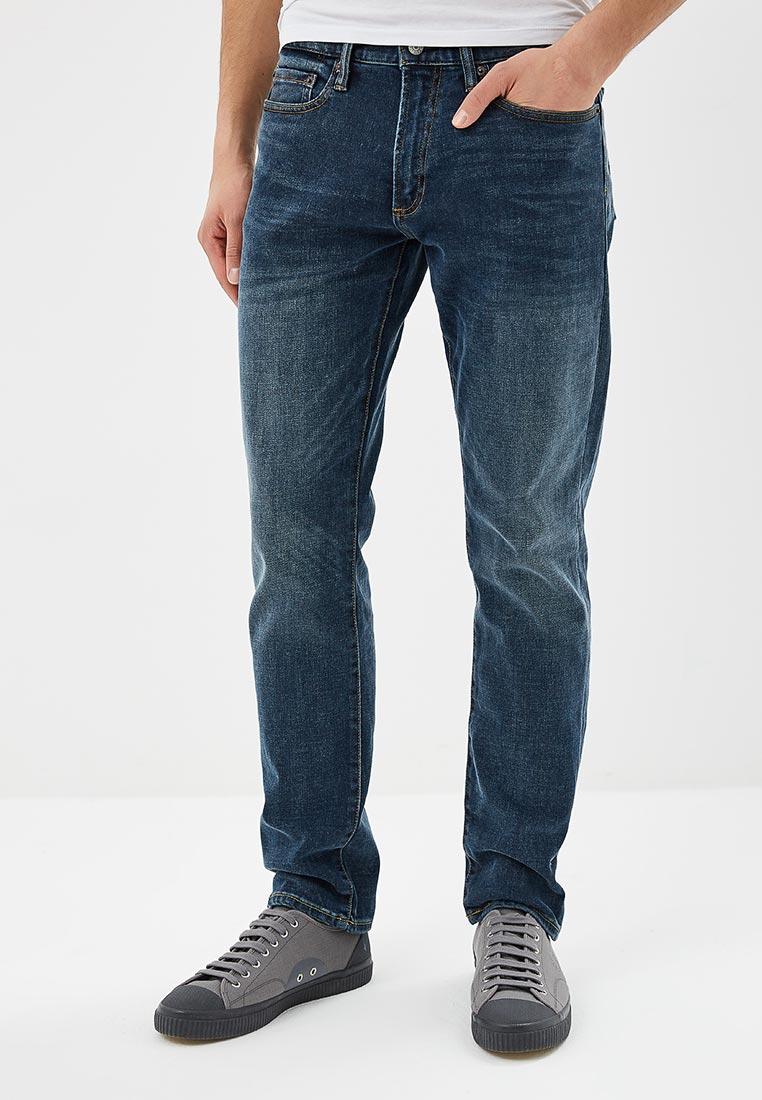 Мужские прямые джинсы Gap 281883
