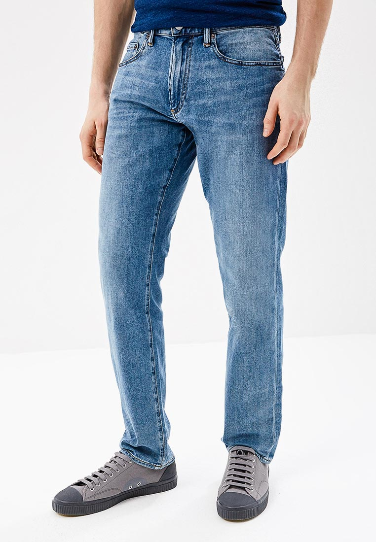 Зауженные джинсы Gap 213952
