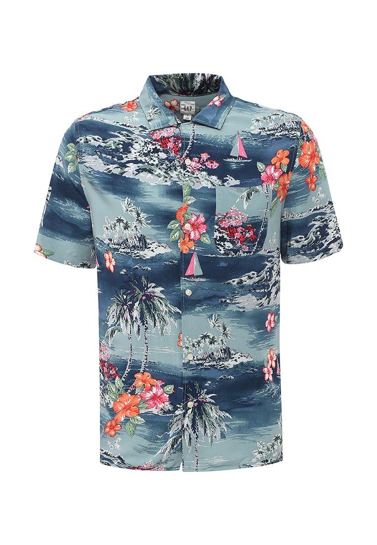 Рубашка с коротким рукавом Gap 787058