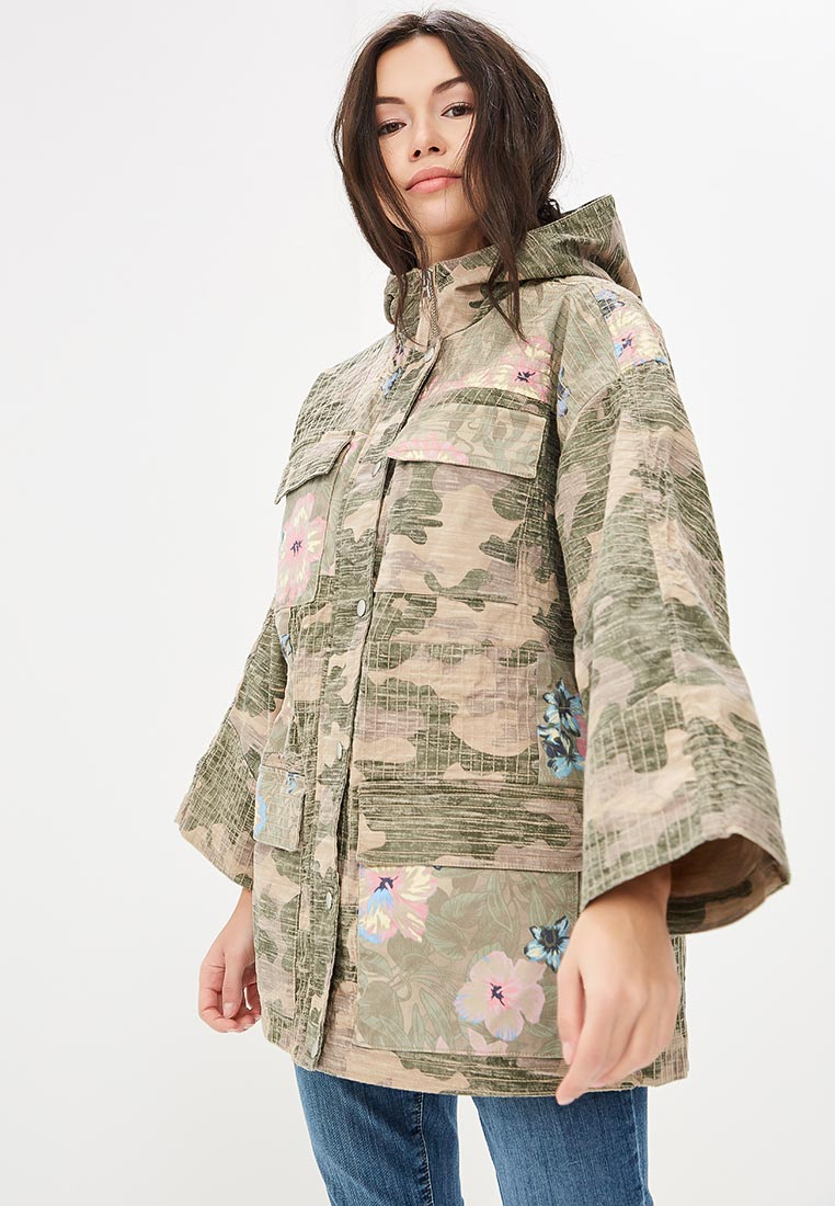 Утепленная куртка Gap 230598