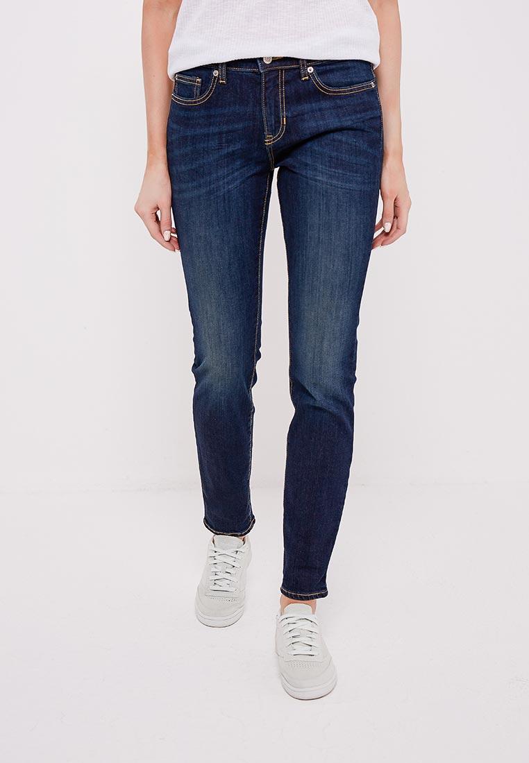 Зауженные джинсы Gap 647222