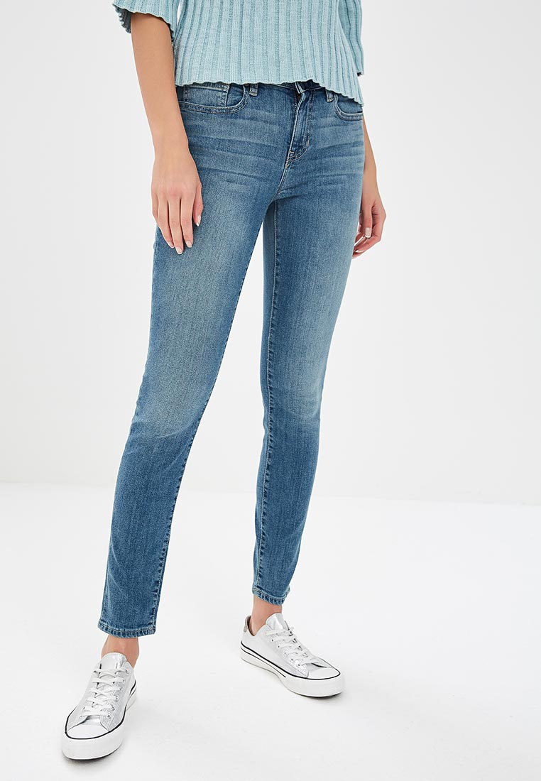 Зауженные джинсы Gap 647228