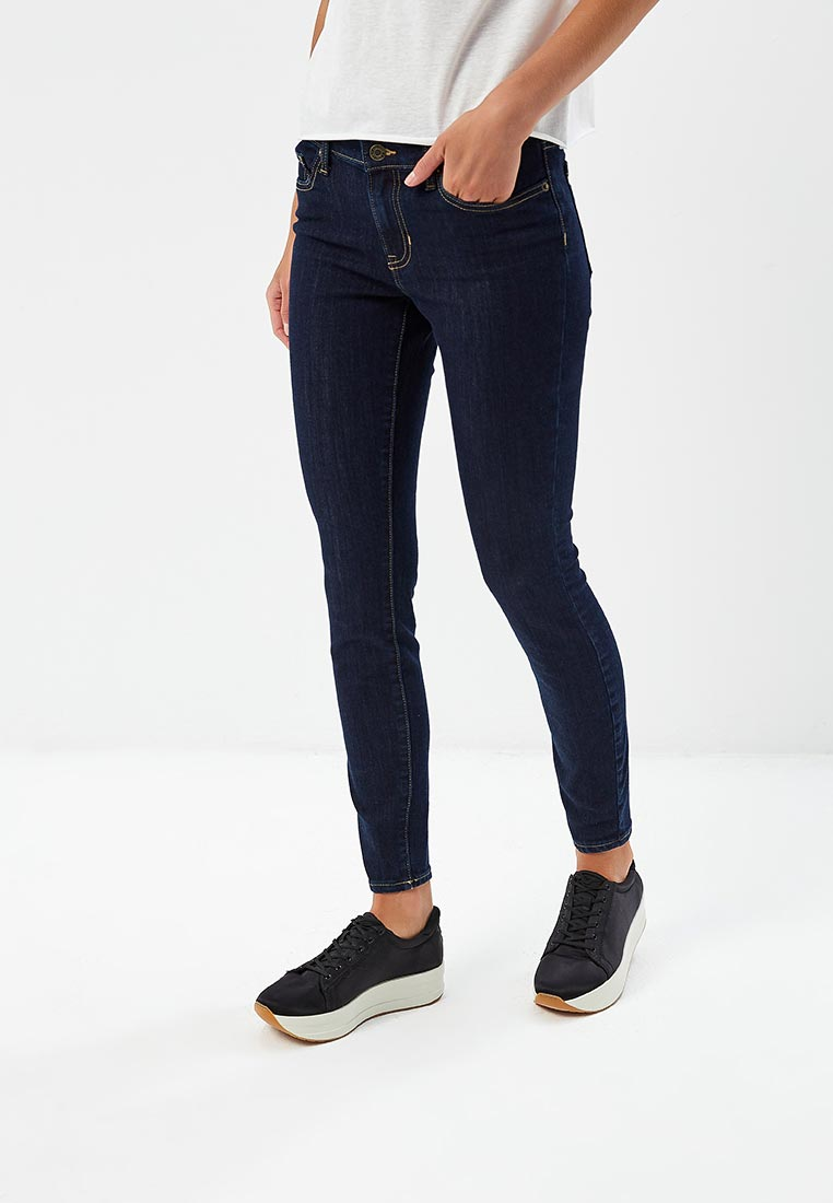 Зауженные джинсы Gap 647245