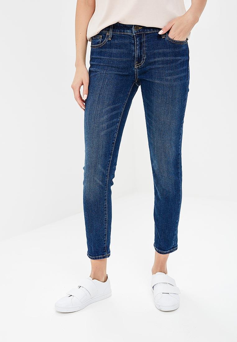 Зауженные джинсы Gap 912313