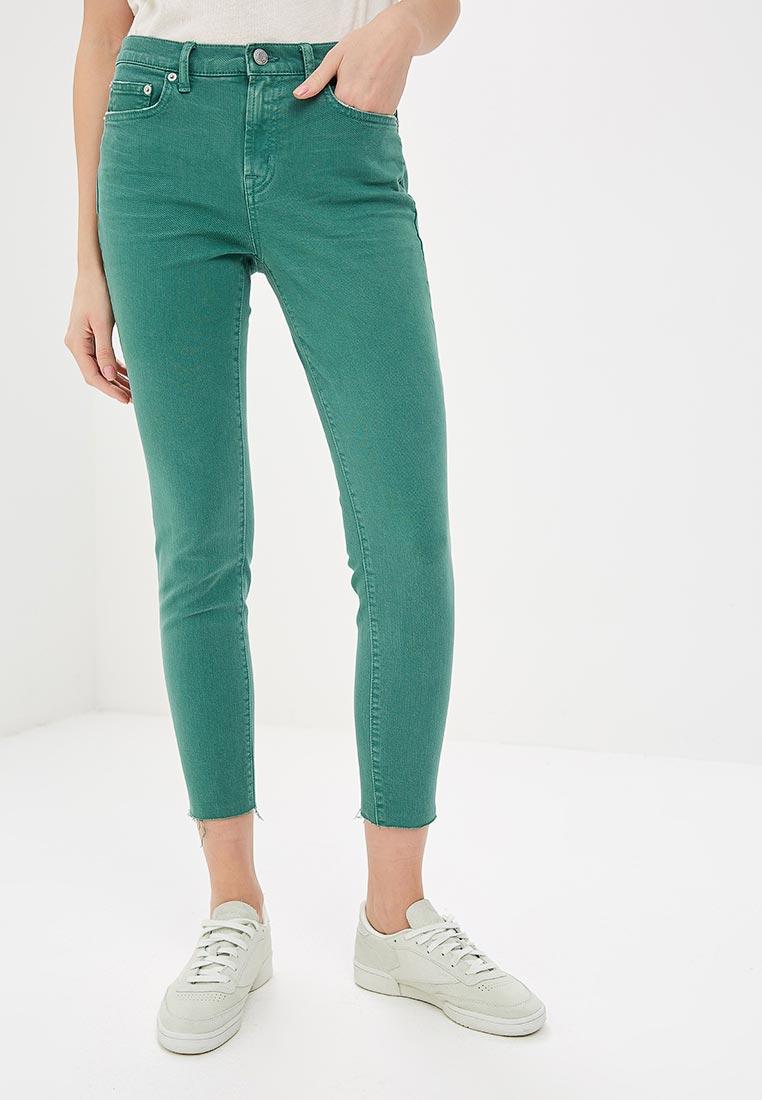 Женские зауженные брюки Gap 256515
