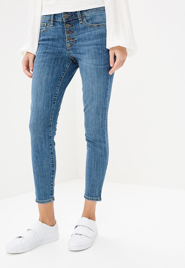 Зауженные джинсы Gap 269320