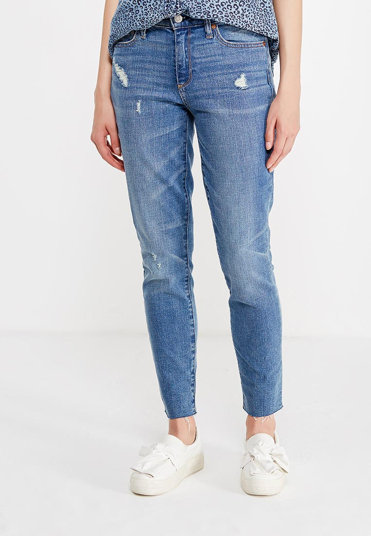 Зауженные джинсы Gap 355453