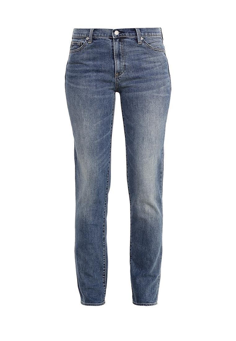 Зауженные джинсы Gap 125906