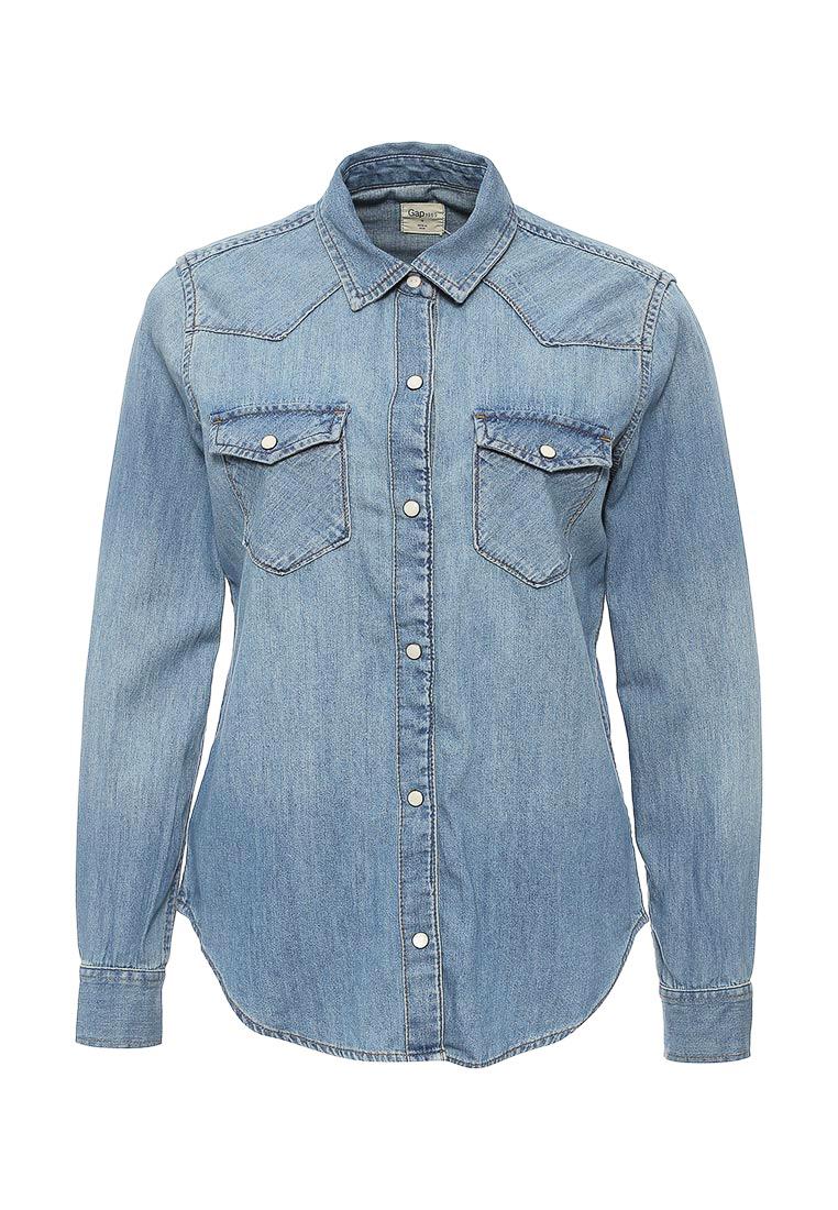 Женские джинсовые рубашки Gap 322759