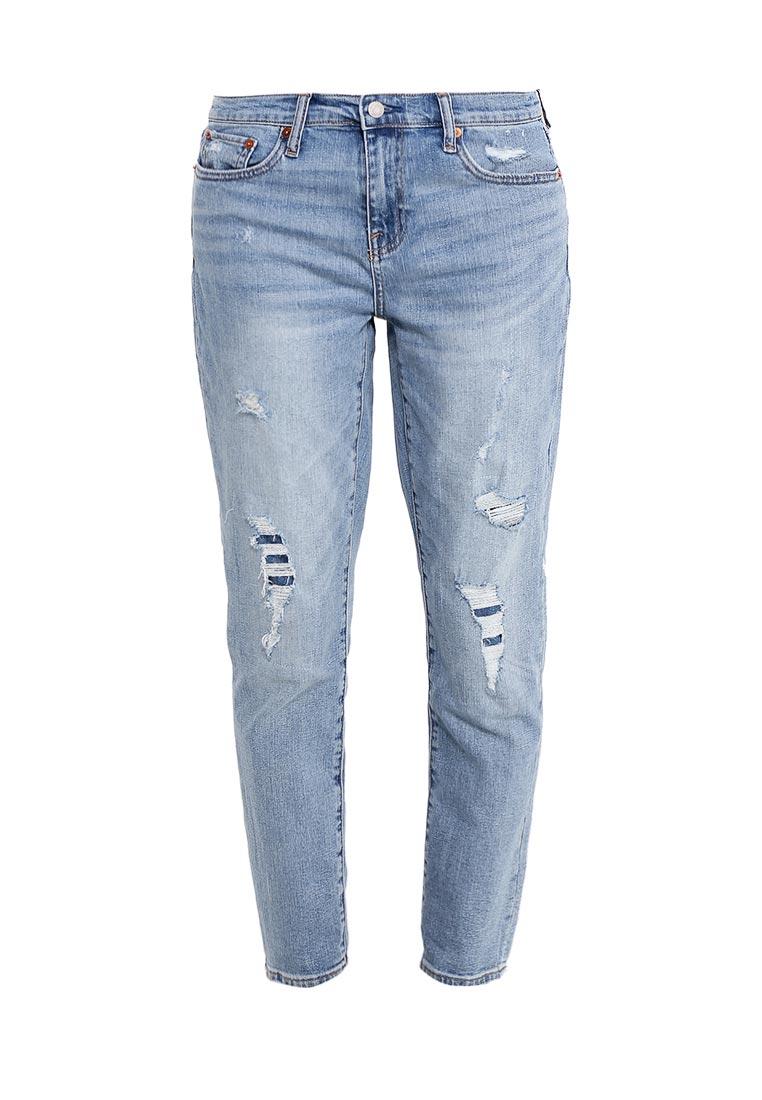 Зауженные джинсы Gap 637172