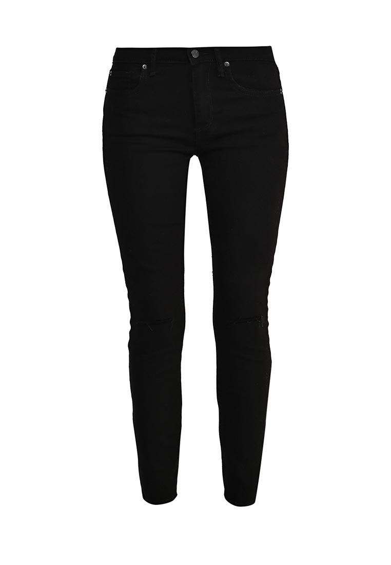 Зауженные джинсы Gap 713900