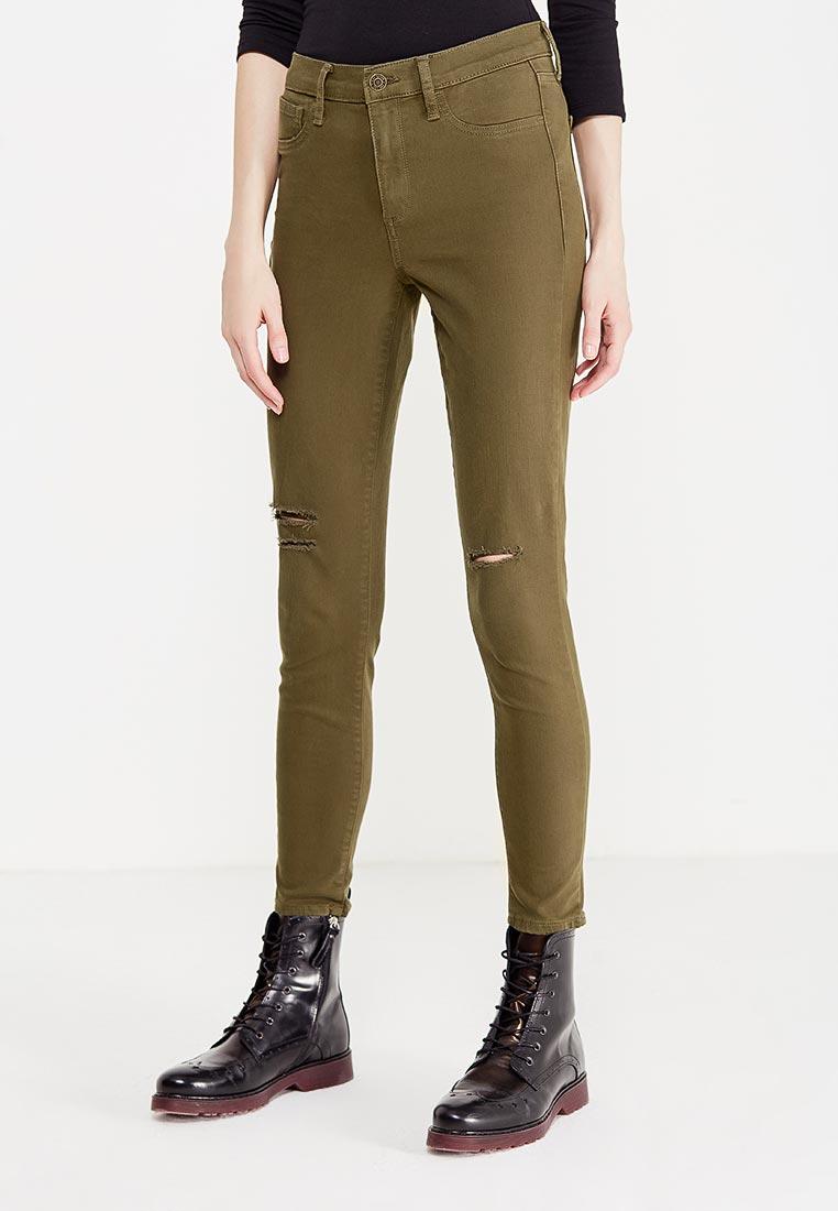 Женские зауженные брюки Gap 871816