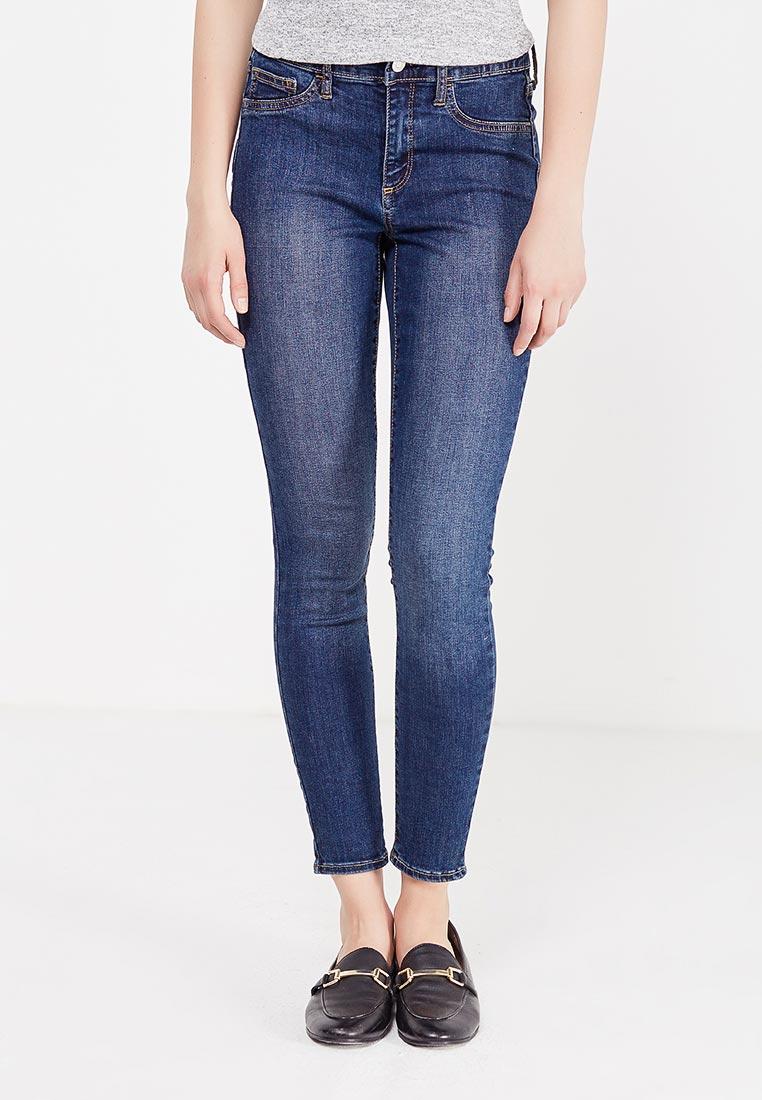 Зауженные джинсы Gap 788094
