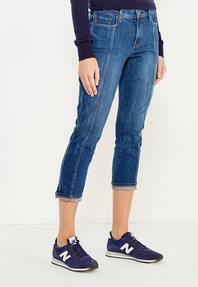 Зауженные джинсы Gap 850086