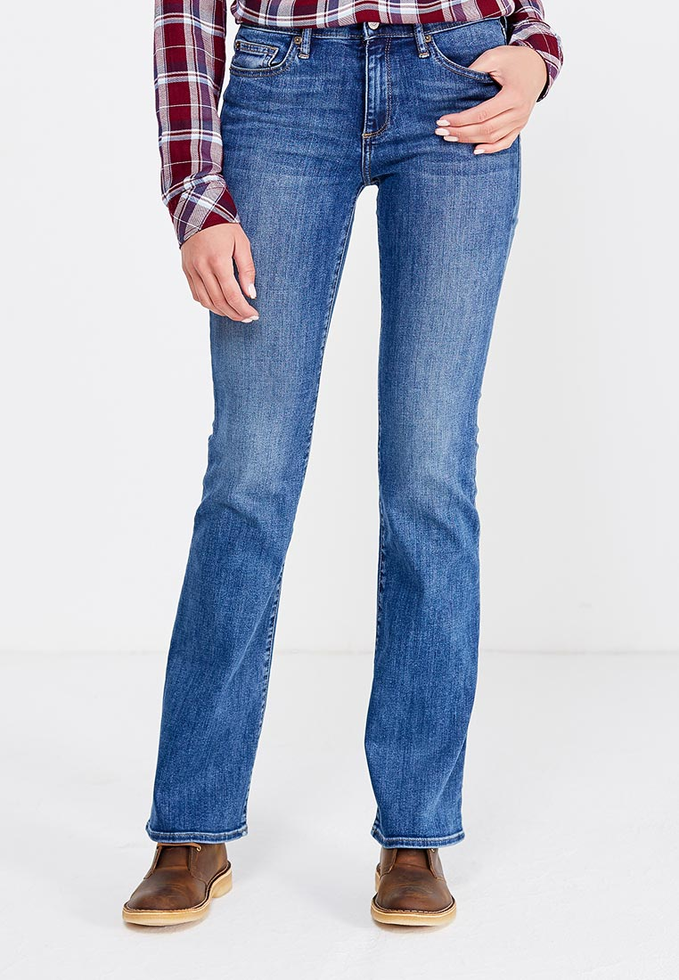 Широкие и расклешенные джинсы Gap 101039