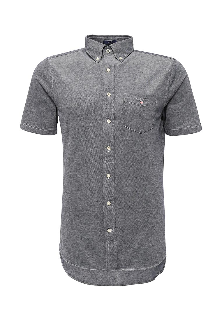 Рубашка с коротким рукавом Gant 367053