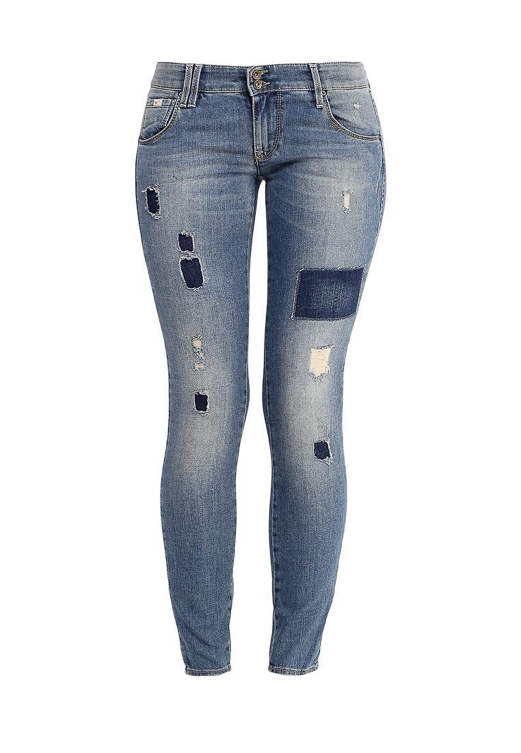 Зауженные джинсы GAS SD53GAS100018
