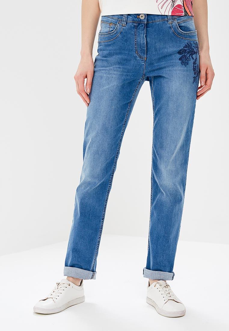 Зауженные джинсы Gerry Weber 622059-66811
