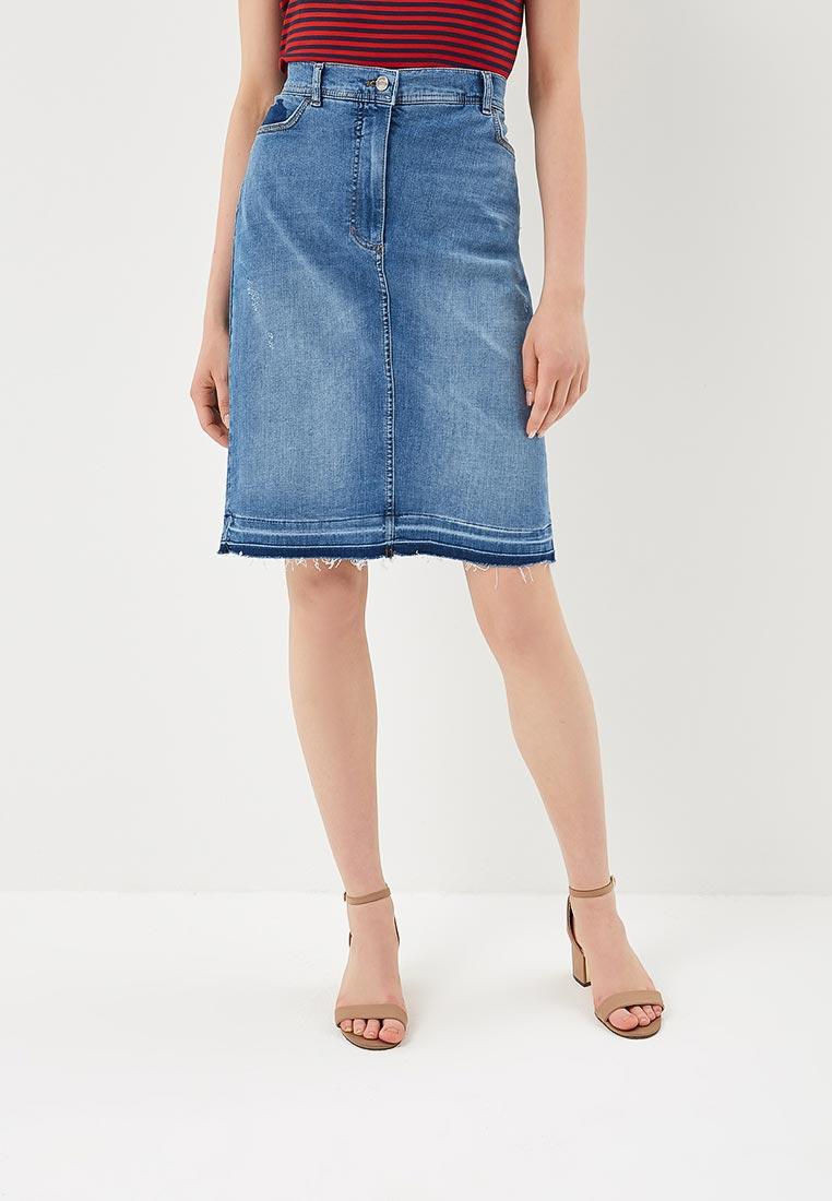 Джинсовая юбка Gerry Weber (Гарри Вебер) 610123-66860