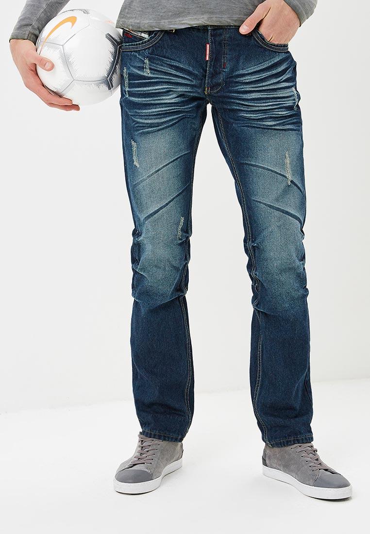 Мужские прямые джинсы Geographical norway LUCIOLE MEN 065