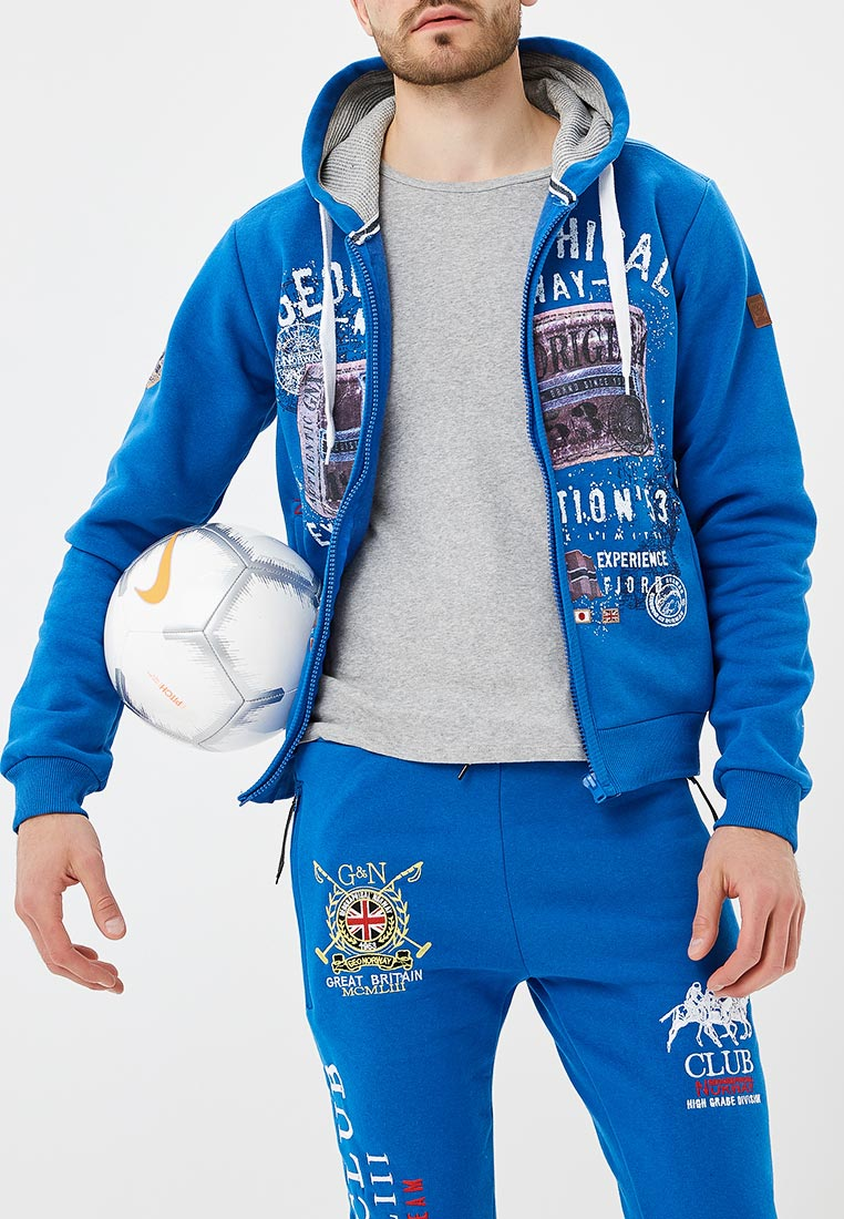 Толстовка Geographical norway FILLIAM MEN 100+REPEAT
