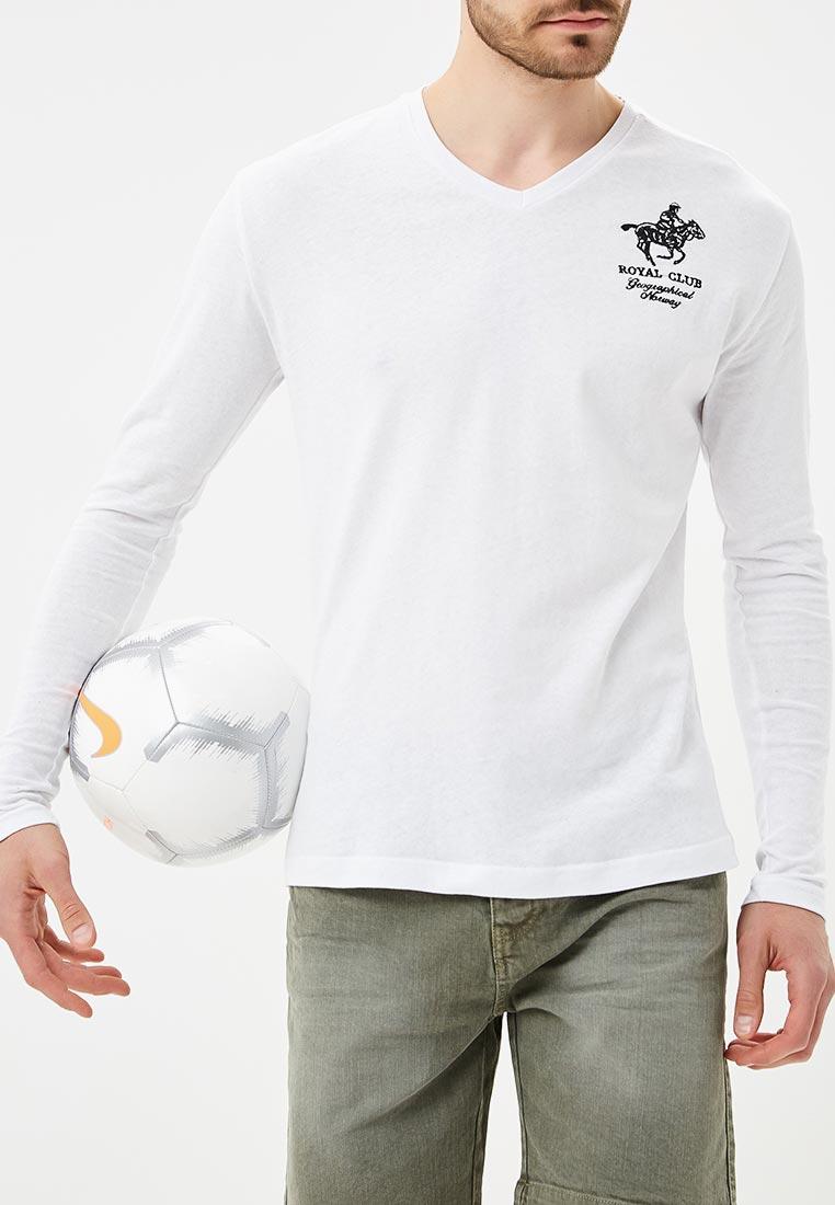 Футболка с длинным рукавом Geographical norway JAMPAI LS MEN 100