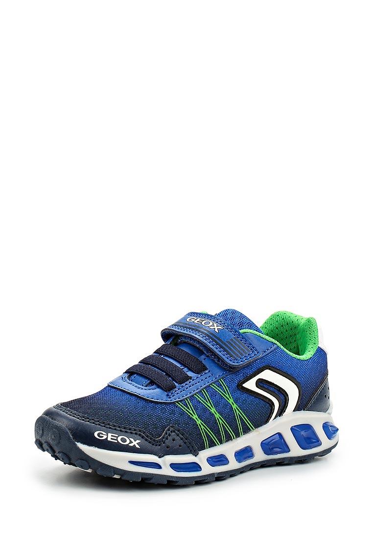Кроссовки для мальчиков Geox J8294B014BUC4226