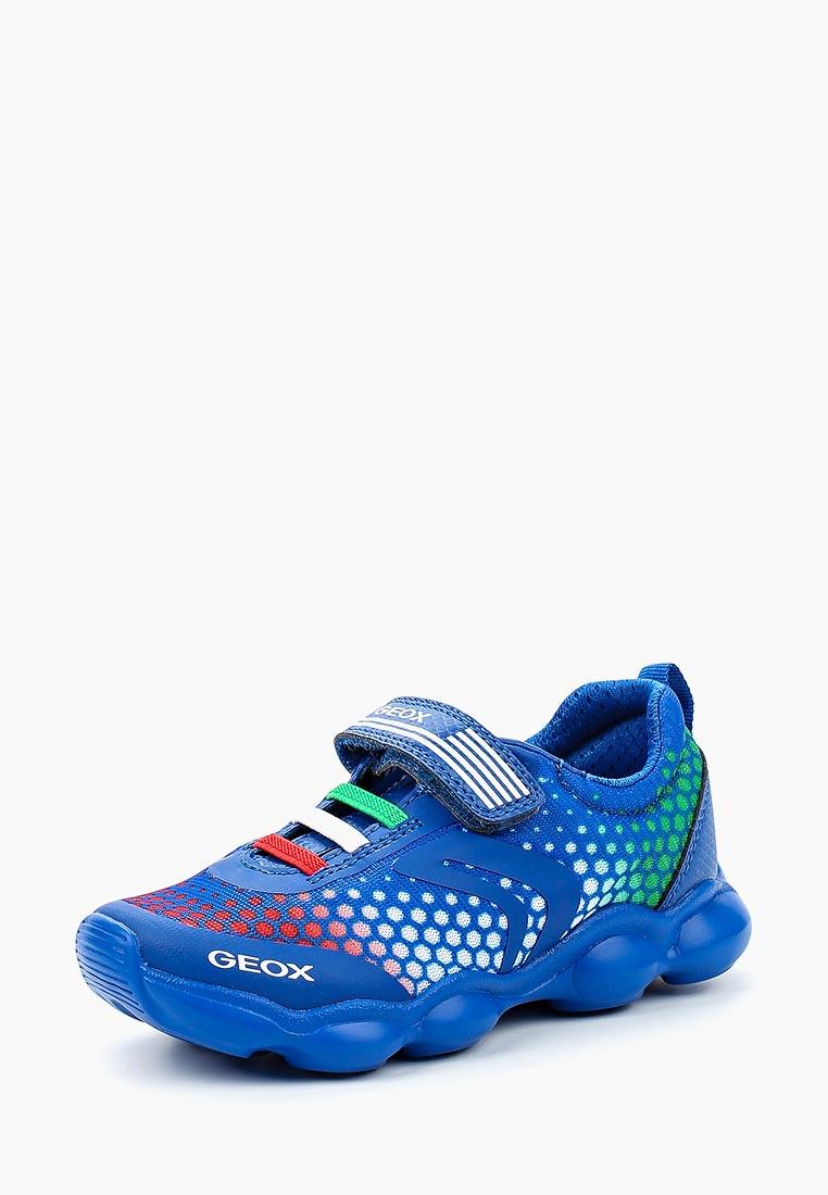 Кроссовки для мальчиков Geox J824BC014CEC0432: изображение 1