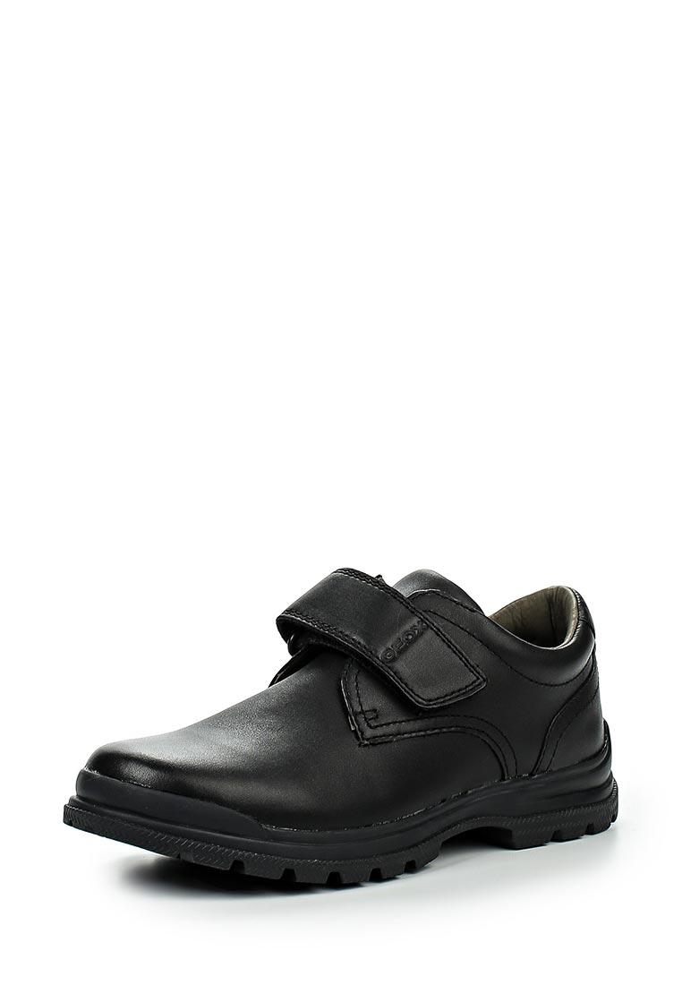 Ботинки для мальчиков Geox J93E6Q00043C9999