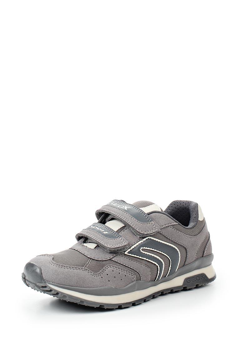 Кроссовки для мальчиков Geox J7215A014AFC1006