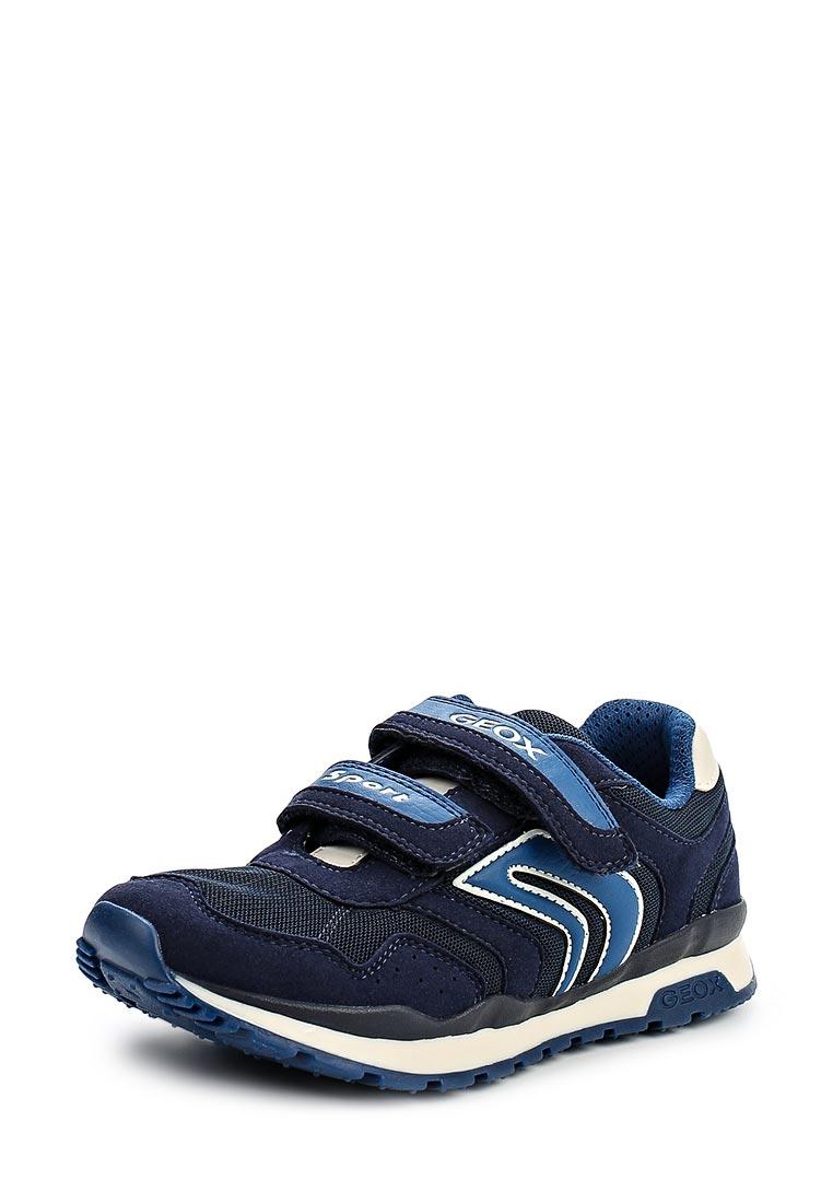 Кроссовки для мальчиков Geox J7215A014AFC4002