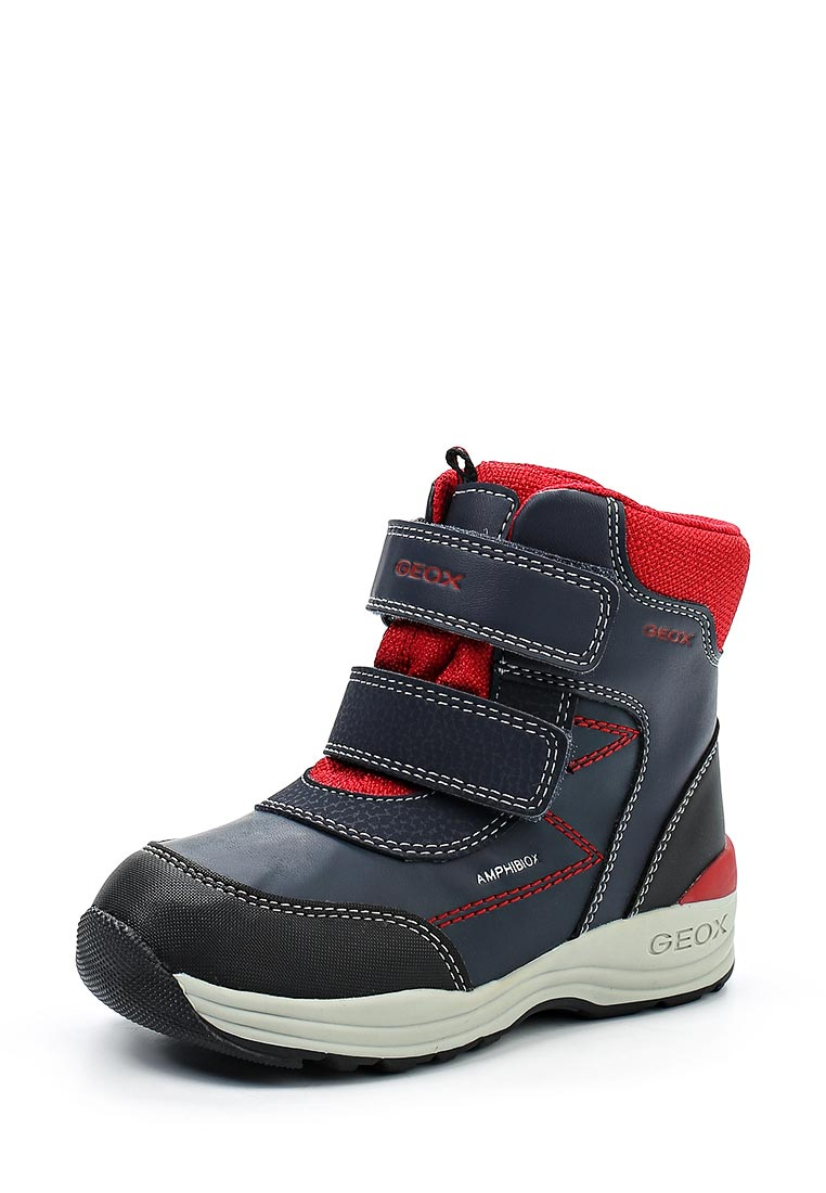 Ботинки для мальчиков Geox B741GA054FUC0735