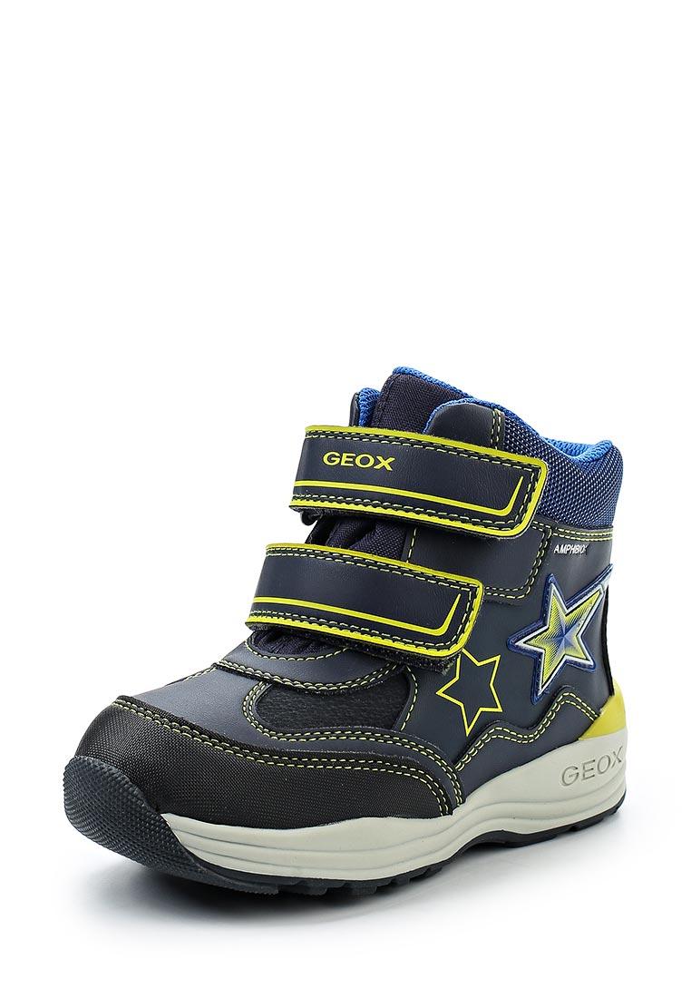 Ботинки для мальчиков Geox B741GC054FUC0749