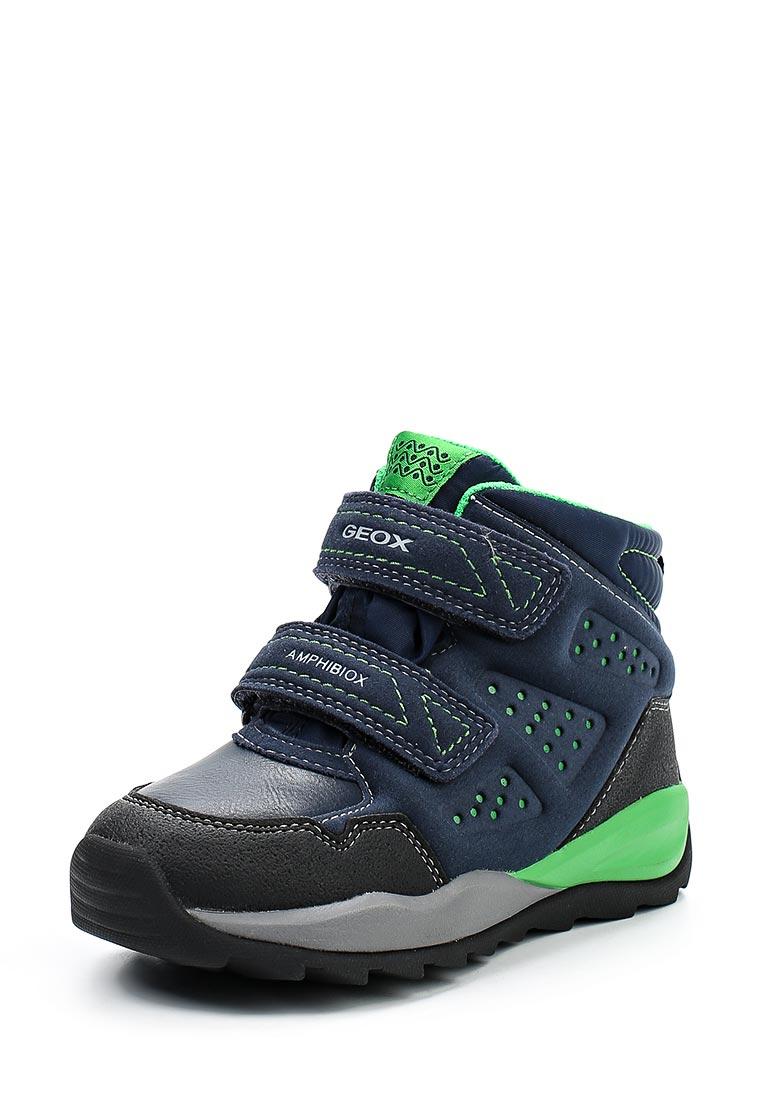 Ботинки для мальчиков Geox J640BA0AUCEC4248