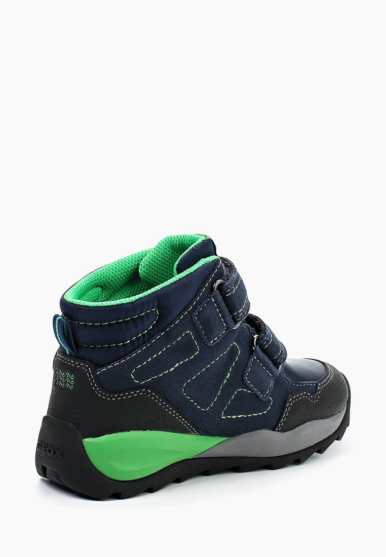 Ботинки для мальчиков Geox J640BA0AUCEC4248: изображение 2