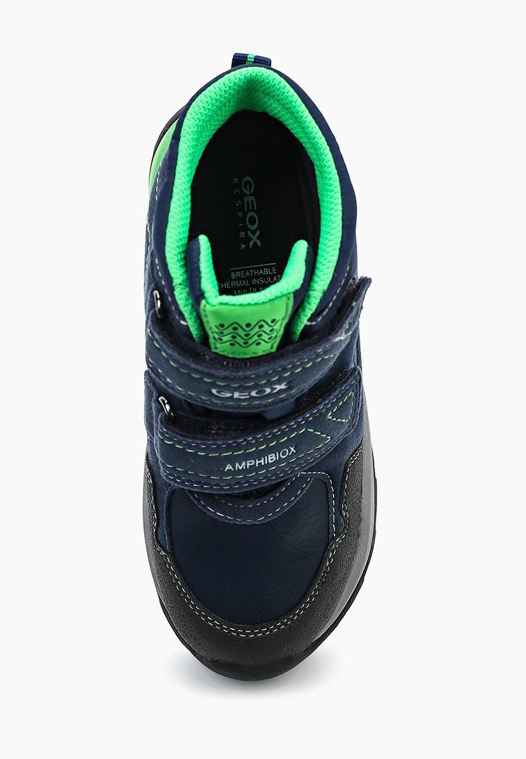Ботинки для мальчиков Geox J640BA0AUCEC4248: изображение 4