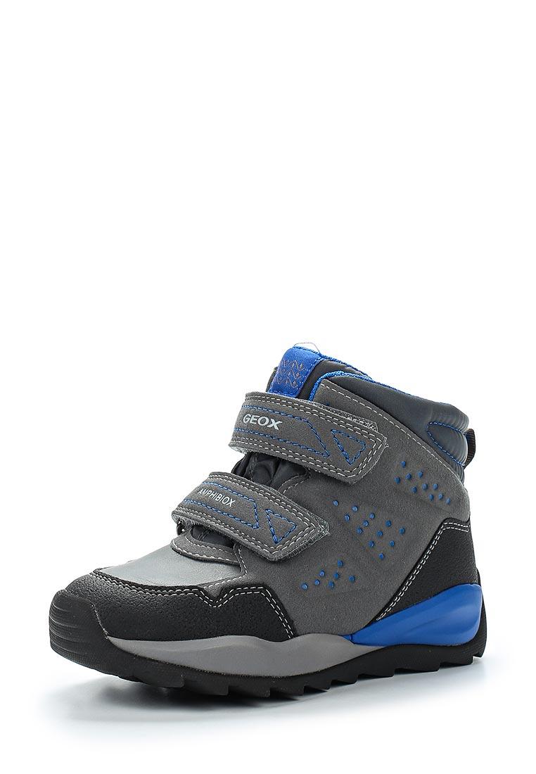 Ботинки для мальчиков Geox J640BA0AUCEC0069