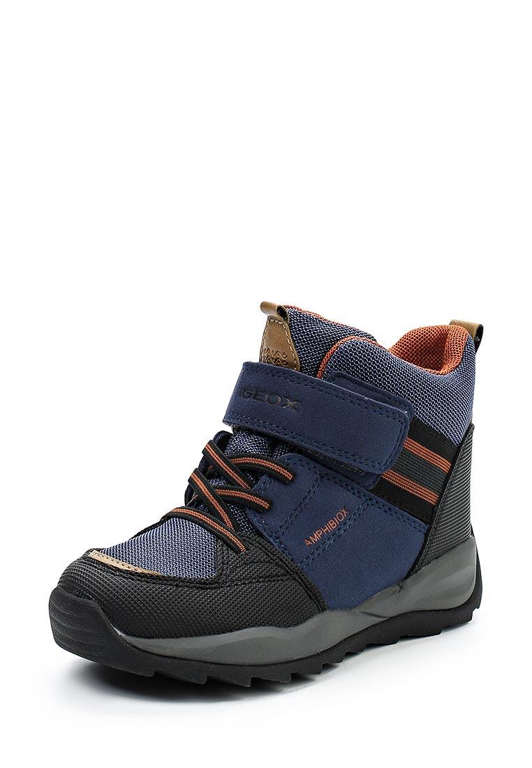 Ботинки для мальчиков Geox J740BB0FUAUC4218