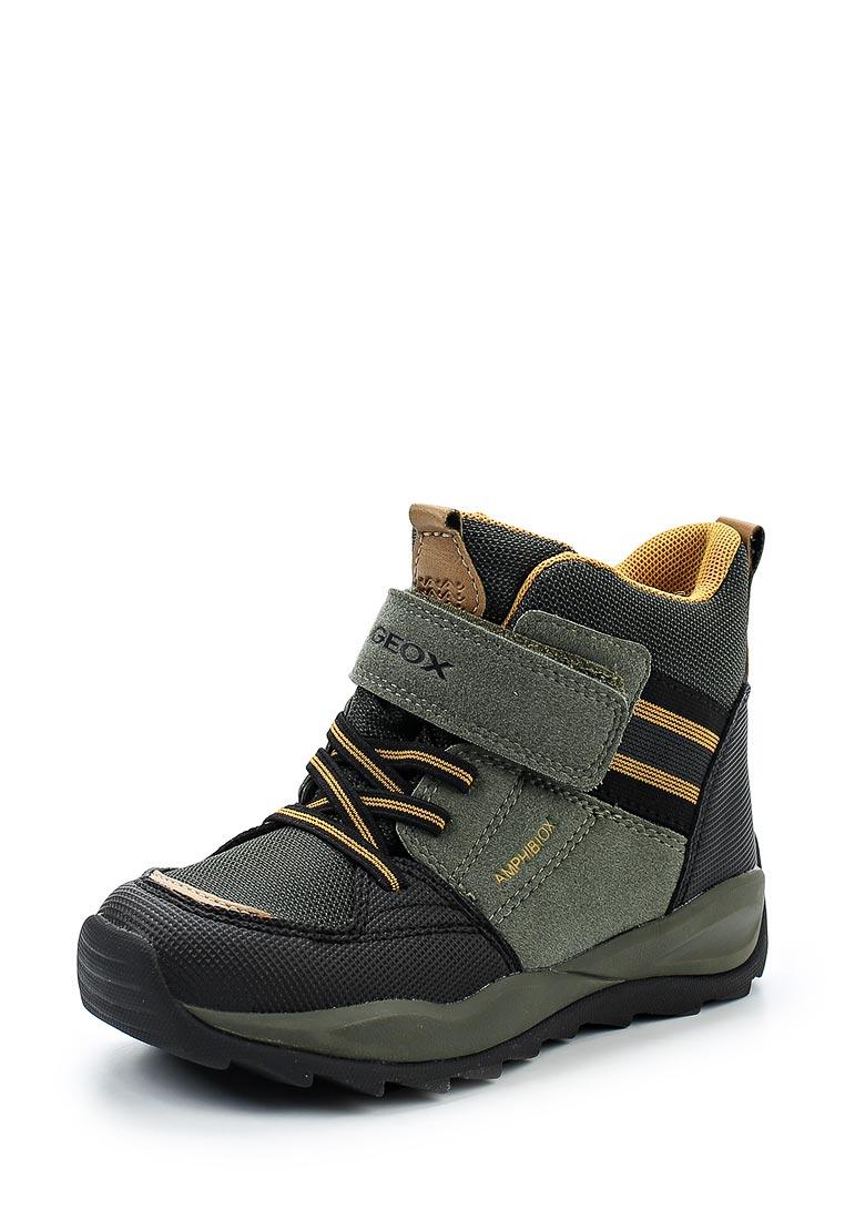 Ботинки для мальчиков Geox J740BB0FUAUCA32G