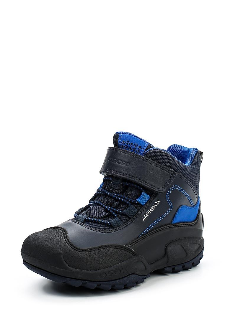 Ботинки для мальчиков Geox J741WA054FUC4226