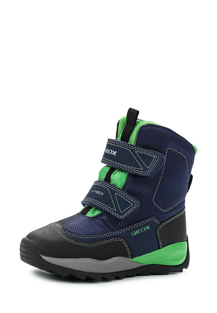 Ботинки для мальчиков Geox J740BF01150C4248