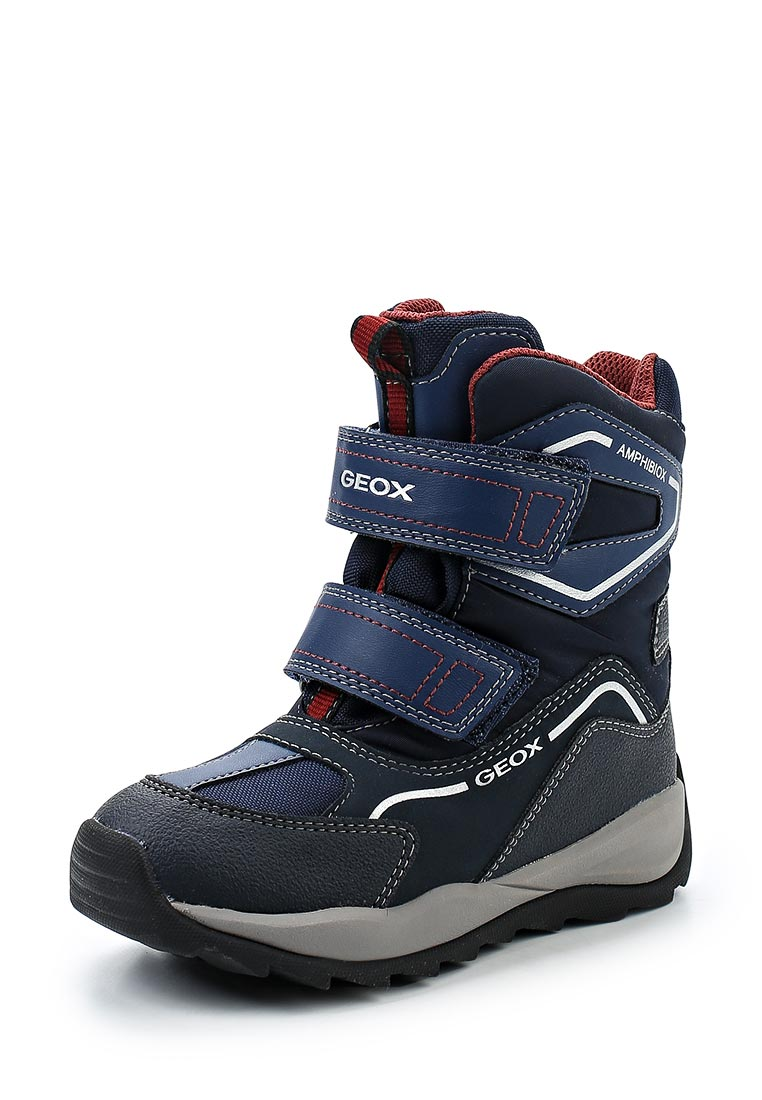 Ботинки для мальчиков Geox J740BE0FU54C4335