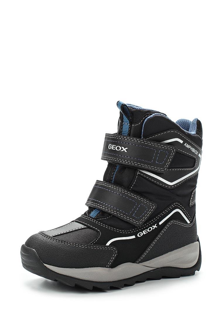 Ботинки для мальчиков Geox J740BE0FU54C9116