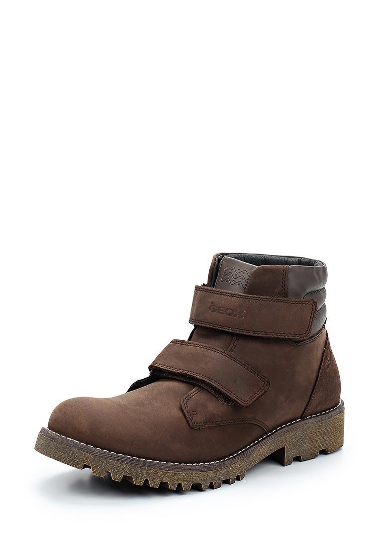 Ботинки для мальчиков Geox J743DC04554C6009