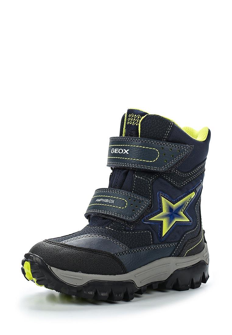 Ботинки для мальчиков Geox J74E5A0FUCEC0749