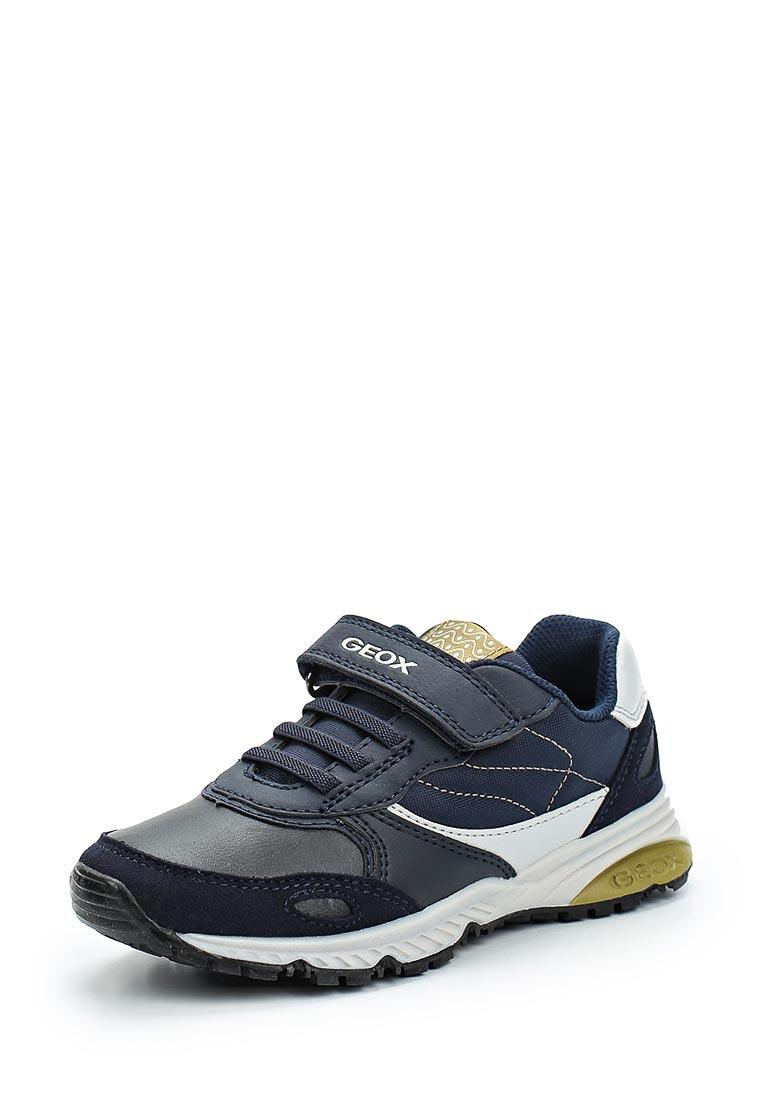 Кроссовки для мальчиков Geox J7411A0FU54CF4E3