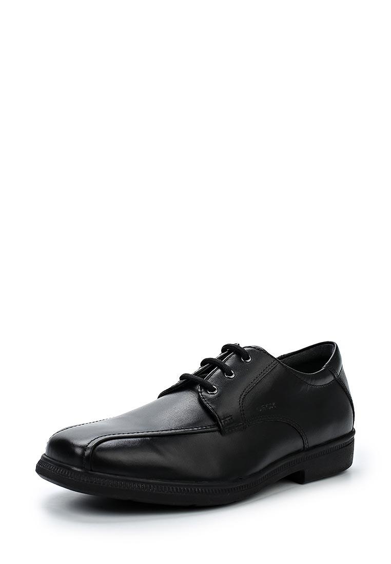Туфли для мальчиков Geox J52D1H00043C9999